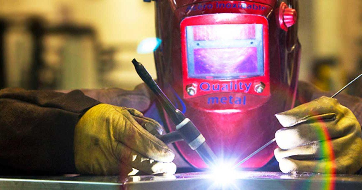artículo sobre los diferentes tipos de soldadura en acero inoxidable
