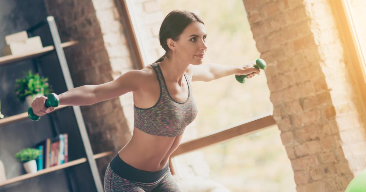 artículo para aprender cómo crear un gimnasio en casa